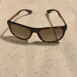 Prada men sunglasses matte Havana